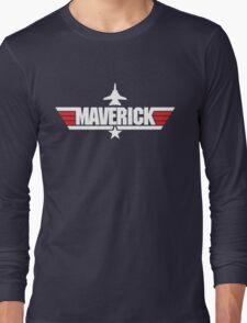 Custom Top Gun - Maverick Long Sleeve T-Shirt