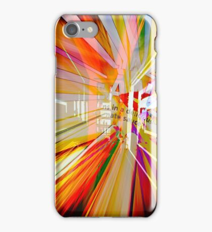 Exploding Beans iPhone Case/Skin