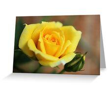 Yellow! Greeting Card