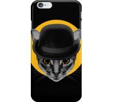 A Clockwork Cat iPhone Case/Skin