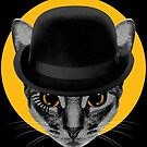 A Clockwork Cat by JoeConde