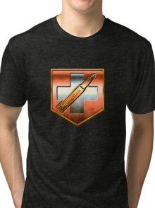 ZOMBIES: Juggernog Classic Tri-blend T-Shirt