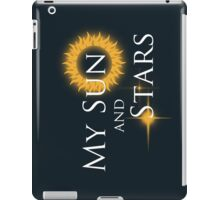 My Sun and Stars iPad Case/Skin