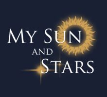 My Sun and Stars Kids Clothes