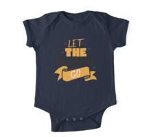 let the STUFF go One Piece - Short Sleeve