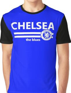 Chelsea - The Blue Graphic T-Shirt