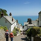 Clovelly, Devon by SusanAdey