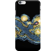 Starry Night Fury iPhone Case/Skin