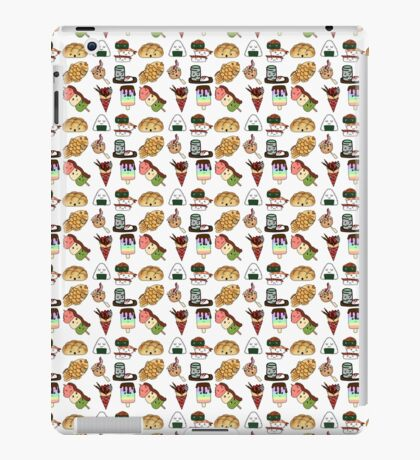 Food Food Food Yummy Food - Japanese food collection iPad Case/Skin