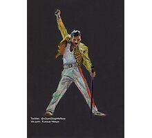 Freddie Mercury Photographic Print