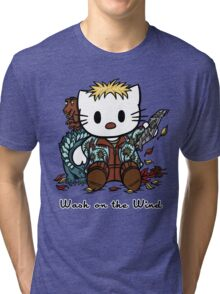 Wash on the Wind Tri-blend T-Shirt