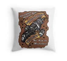Browncoat Tours  Throw Pillow