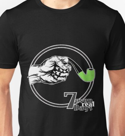 The Black Side of 7even real Day's No2 Unisex T-Shirt