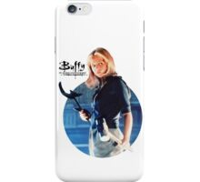I'm Buffy...the Vampire Slayer iPhone Case/Skin