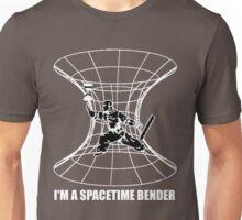 Spacetime Bender [DARK] Unisex T-Shirt