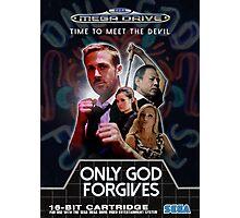 Only God Forgives - Sega Mega Drive Photographic Print