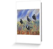 Why Ask Me    (Sold) Greeting Card