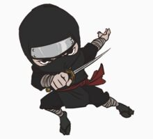 Cartoon Anime Ninja Kids Clothes
