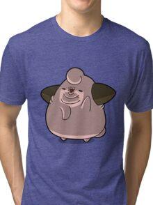 Creepy Prevolution Tri-blend T-Shirt