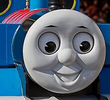 Thomas the Tank engine by alan tunnicliffe