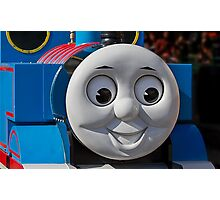 Thomas the Tank engine Photographic Print
