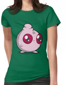 Uglybuff Womens Fitted T-Shirt