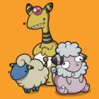Electric sheep by Aniforce