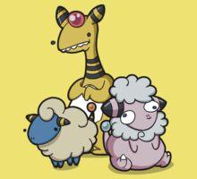 Electric sheep Kids Tee
