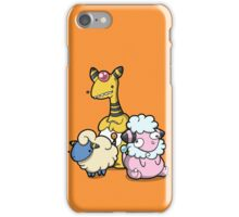 Electric sheep iPhone Case/Skin