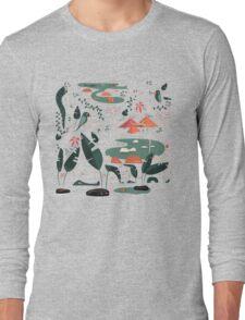 The Water Hole Long Sleeve T-Shirt