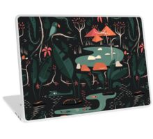 The Water Hole Laptop Skin