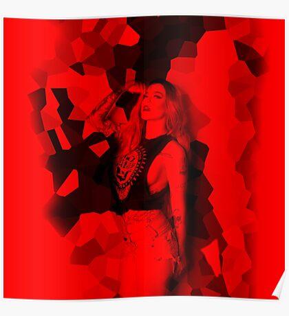 Christy Mack - Celebrity (Square) Poster