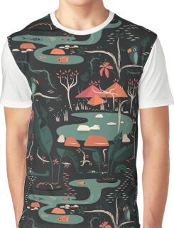 The Water Hole Graphic T-Shirt