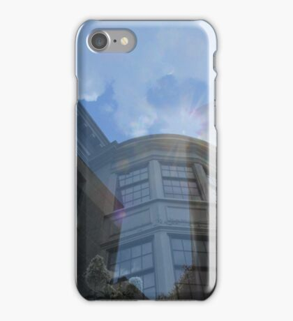 Layered Buildings iPhone Case/Skin
