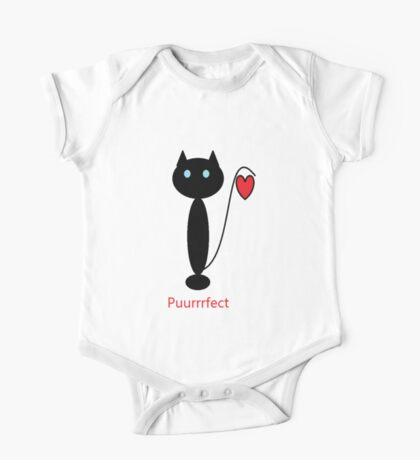 Puurrfect  One Piece - Short Sleeve