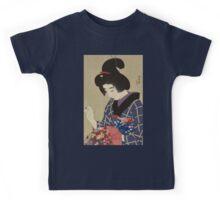 Sewing - Shinsui Ito - 1912 Kids Tee