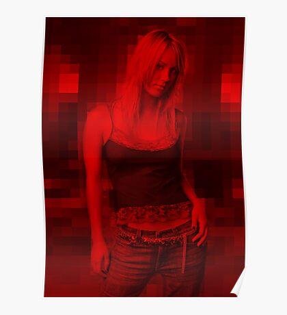 Kaley Cuoco - Celebrity Poster