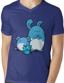 Water Mice Mens V-Neck T-Shirt