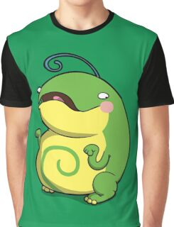 Chubby Toad Graphic T-Shirt