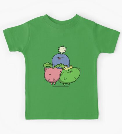 Little Puffballs Kids Tee