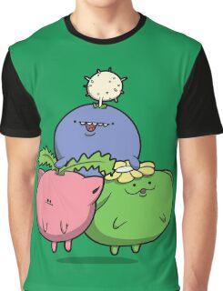 Little Puffballs Graphic T-Shirt