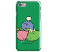 Little Puffballs iPhone Case/Skin