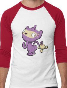 Handy Monkey Men's Baseball ¾ T-Shirt
