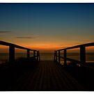 Sylt - Sundown #4 by Ronny Falkenstein