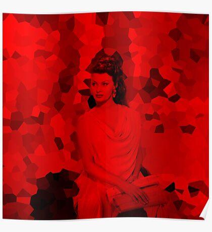 Sophia Loren - Celebrity (Square) Poster