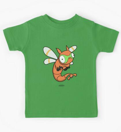 Derpy Dragonfly Kids Tee