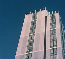 Office Blocks // Bristol. by Josh Jones