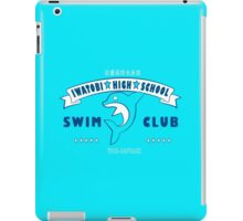 Free! Iwatobi Swim Club Shirt (Haruka, Vice-Captain) light blue iPad Case/Skin