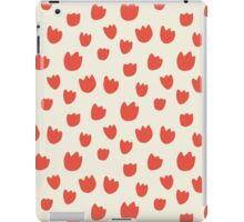 Merry Tulip Tops iPad Case/Skin