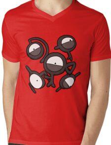 Unknown Guys Mens V-Neck T-Shirt